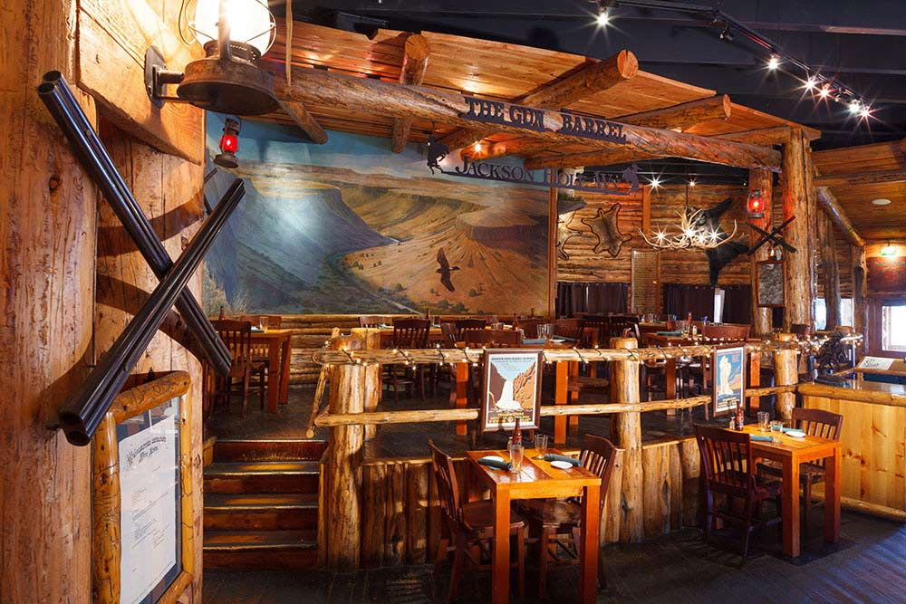 The Gun Barrel Jackson Hole S Legendary Dining Experience